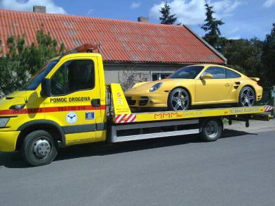 Pomoc drogowa Euro Service